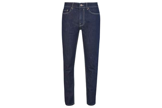 Organic Rinse Wash Blake Slim Fit Jeans