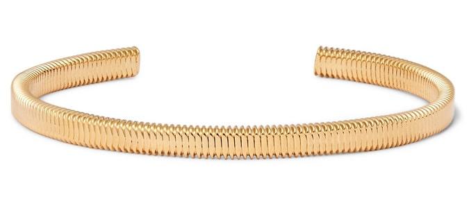 MIANSAI Thread Gold-Plated Cuff
