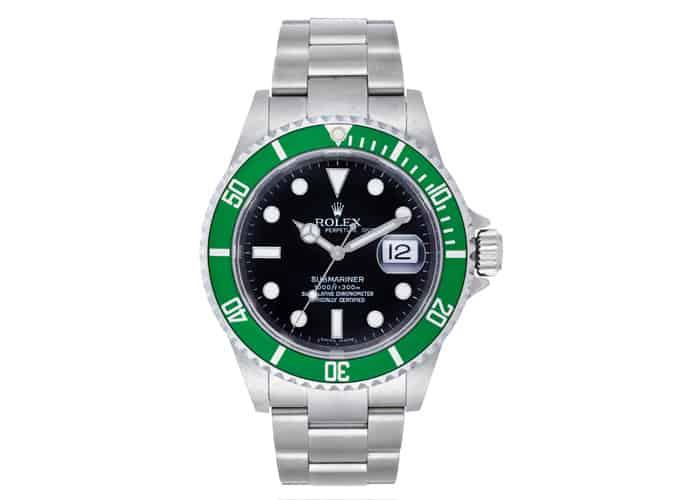 Temps emprunté - Montre Rolex