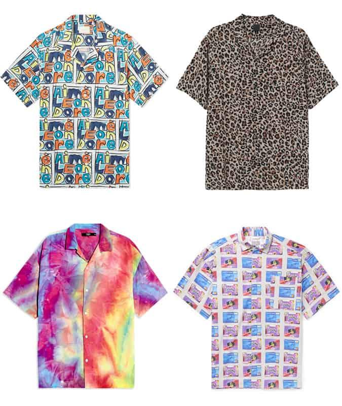 Meilleures chemises Loud pour hommes
