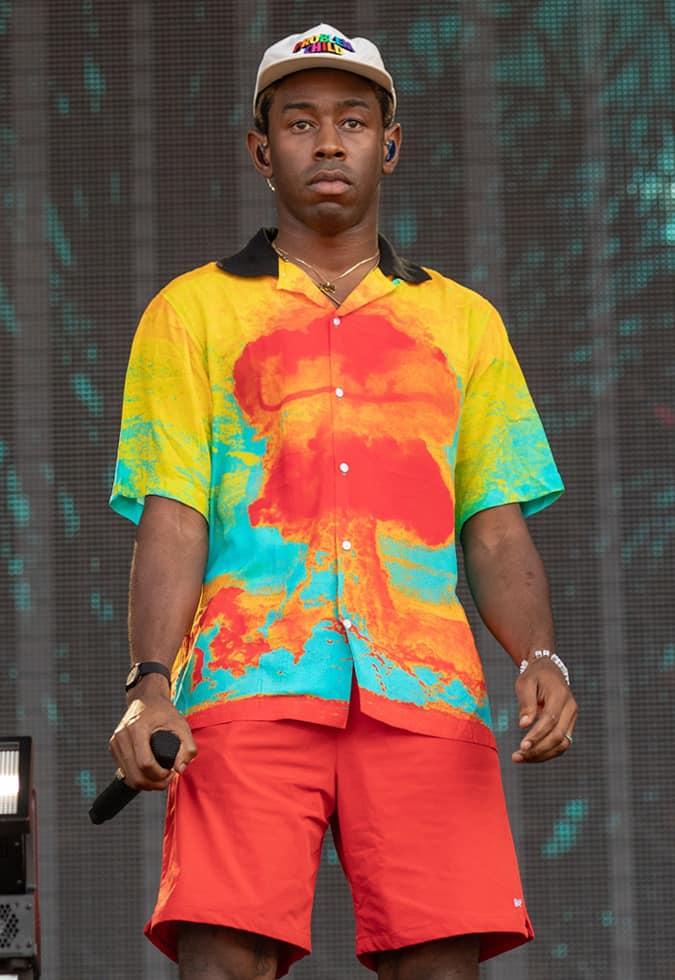 Tyler le créateur ressemble