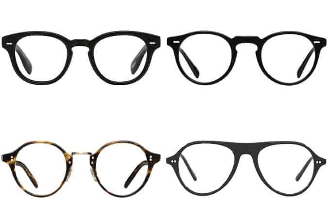 Best Oliver Peoples glasses men