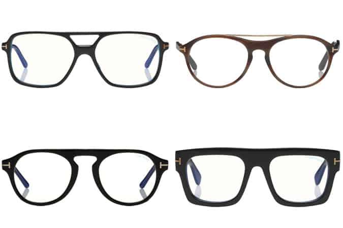 Best Tom Ford glasses men