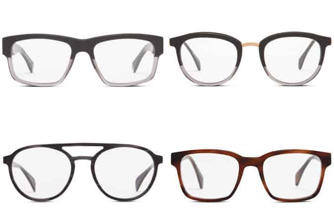 Best Oliver Goldsmith glasses men