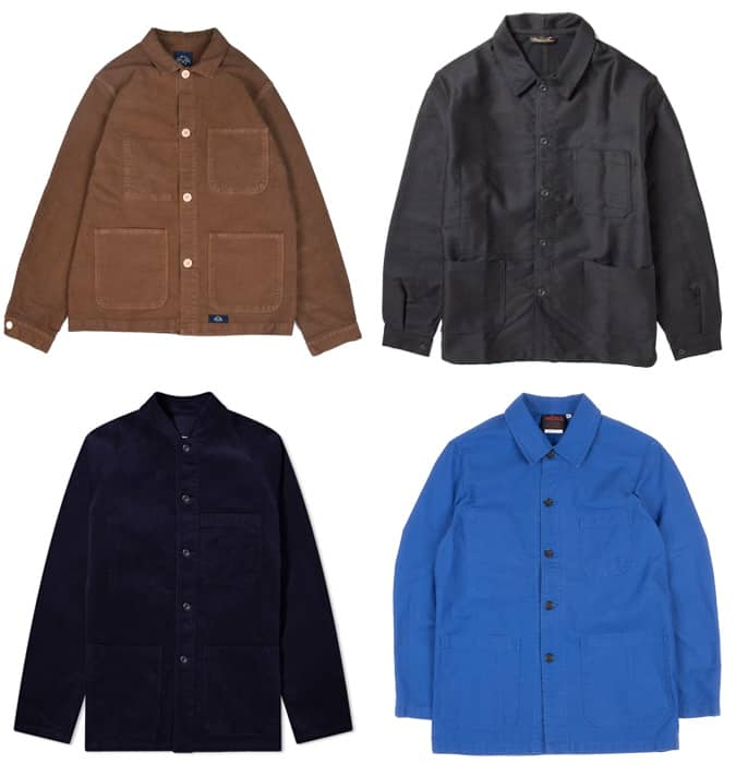 The best French work jacket