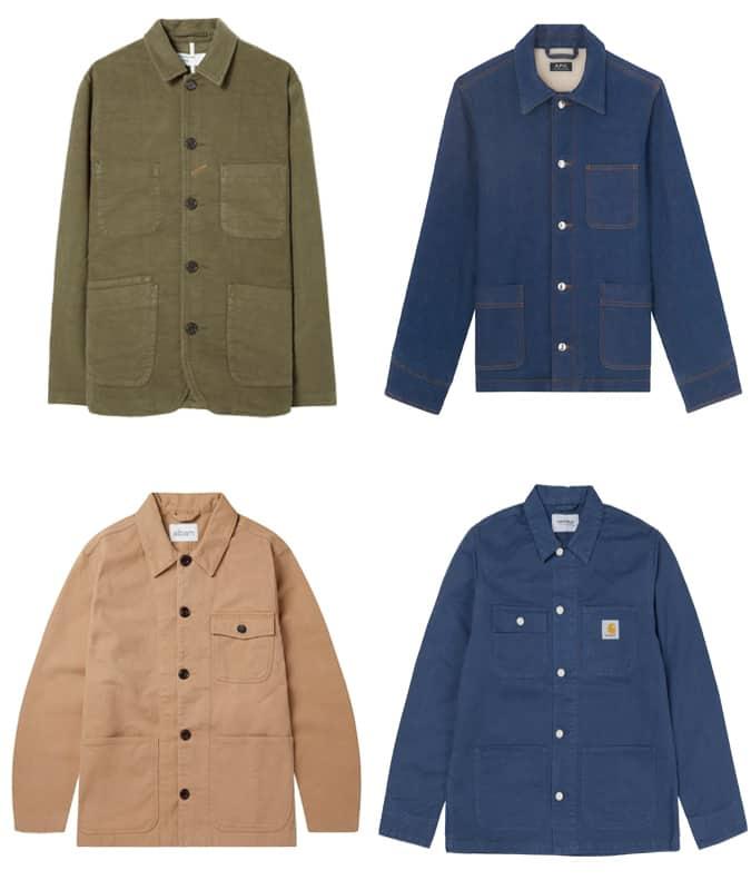 Best chore jackets for men