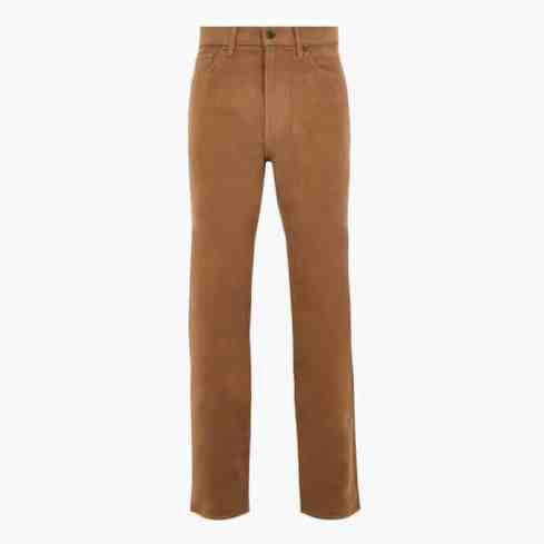 M&S COLLECTION Pantalon de coupe molle en italien