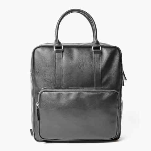 M&S COLLECTION Saffiano Tote Backpack