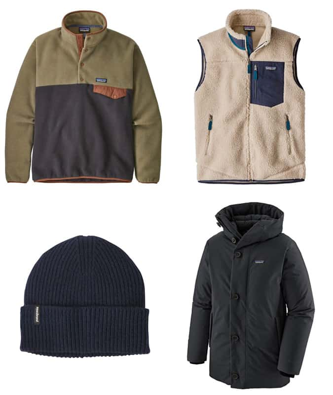 The best Patagonia clothing