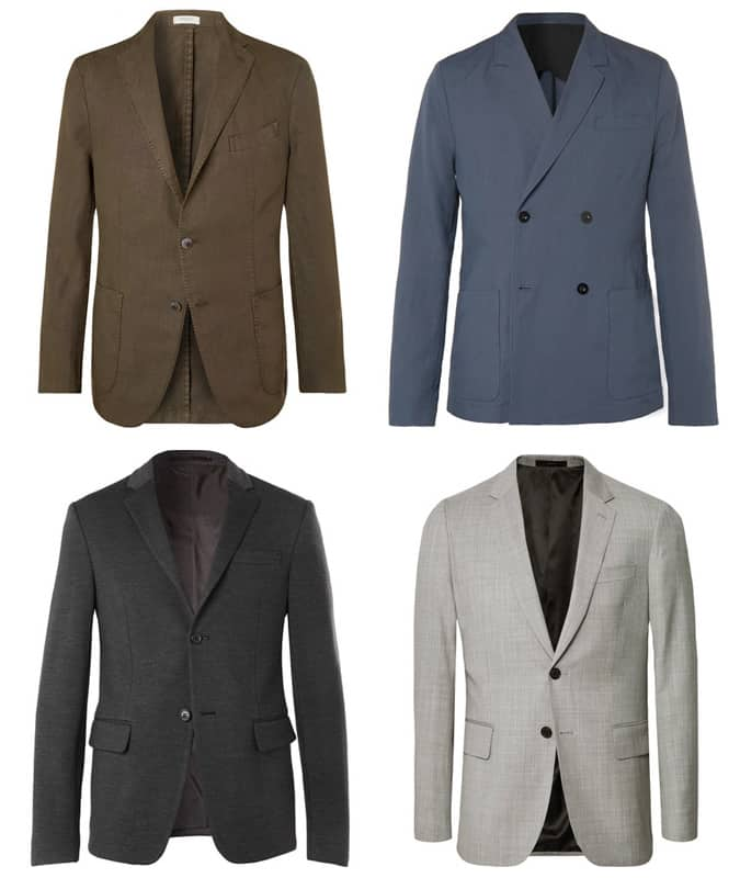 Best Mr Porter suits