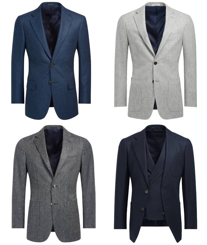 Best Suitsupply Suits