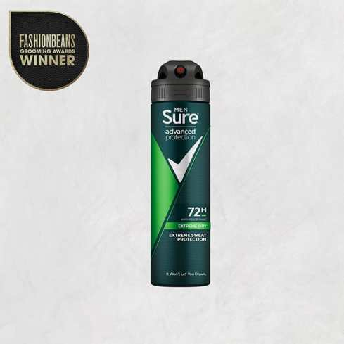 Sure Men Advanced Protection Extreme Dry Anti-Perspirant Deodorant