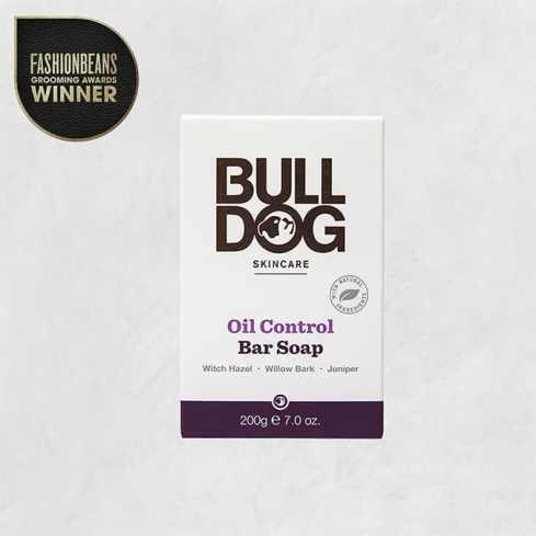 Bulldog Oil Control Bar Soap