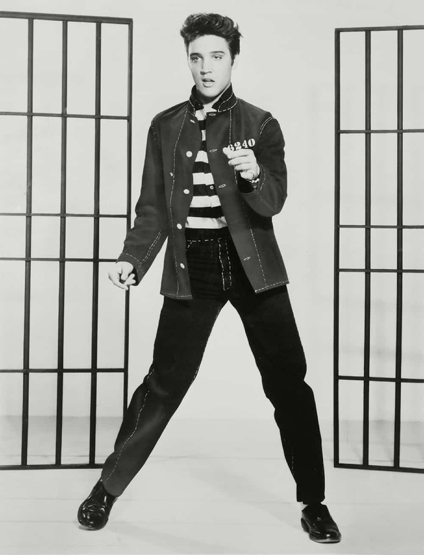 Elvis Double-Denim