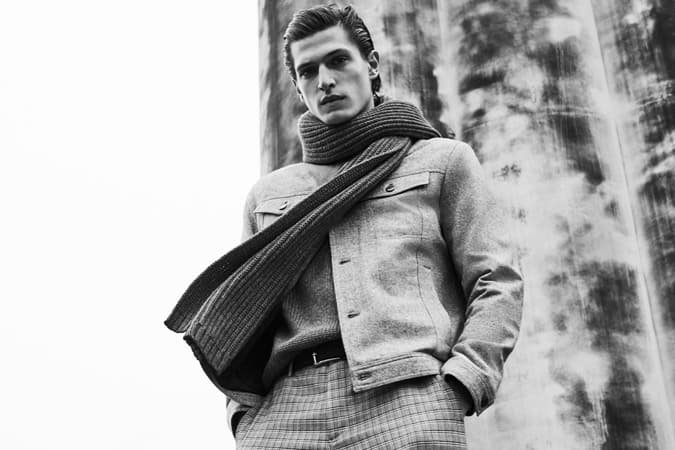 The Scarves That Will See Out Winter In Style