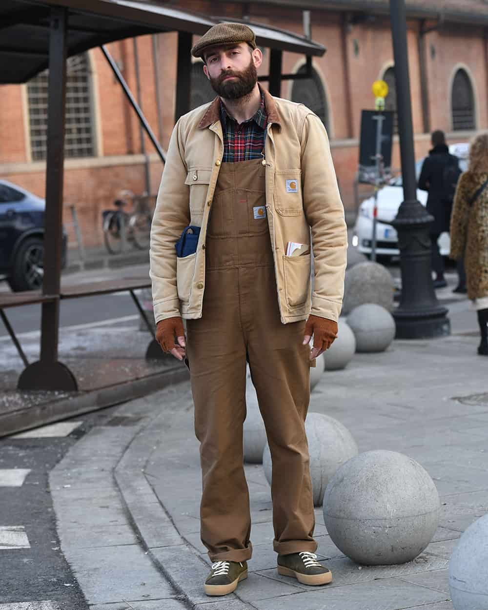 Street Style at Pitti Immagine Uomo