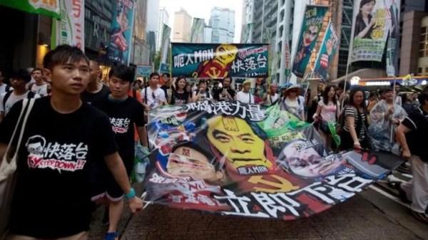Hong Kong activists prepare for mass action as Beijing ...