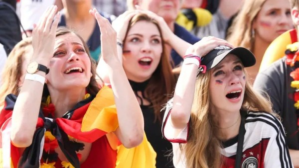 Critics pile in after 'biggest disgrace in German World ...