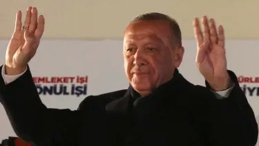 Turkey's ruling party leads local elections but loses Ankara