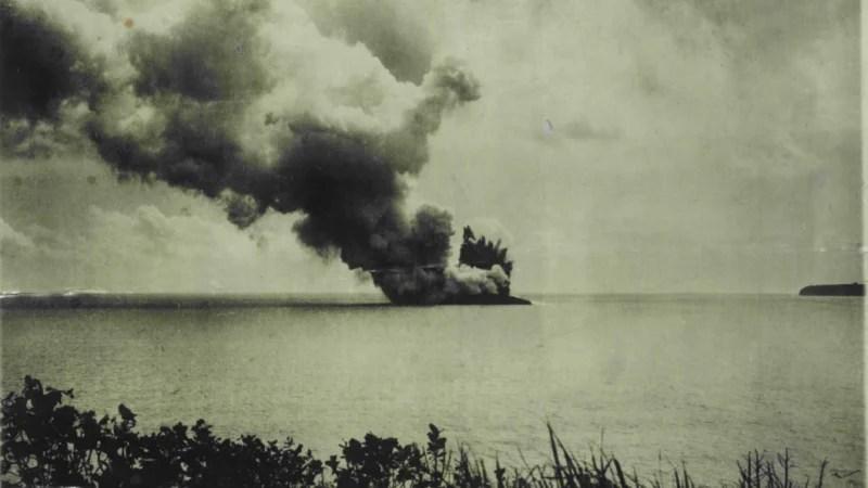Flashback The Deadly 1883 Eruption Of Krakatoa