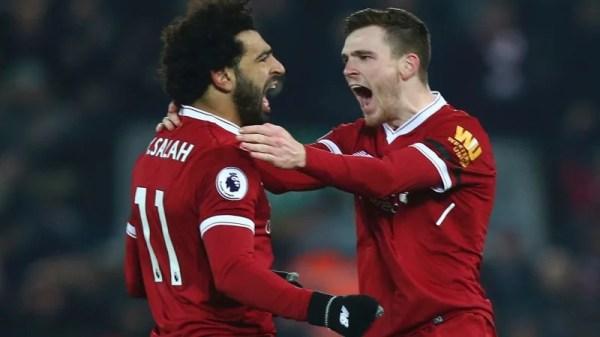 Liverpool end Manchester City's unbeaten start; more ...