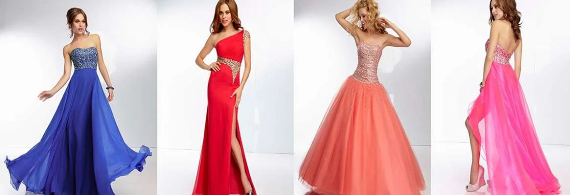 Types and styles of prom dresses - Terms and definitions ...