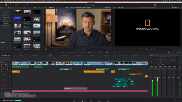 DaVinci Resolve 14 mac key