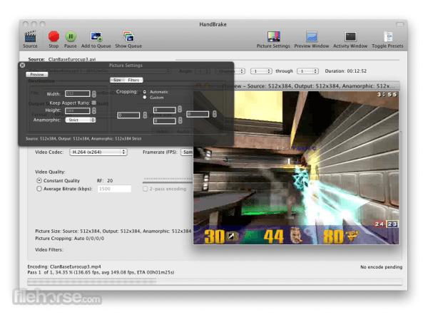 HandBrake for Mac Download Free 2019 Latest Version