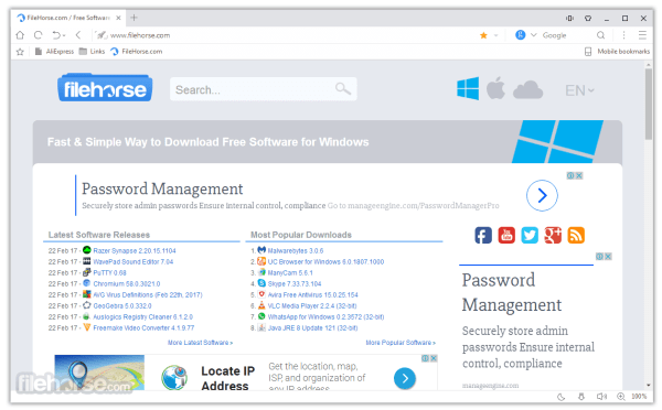 UC Browser for Windows 701851002 Download for Windows