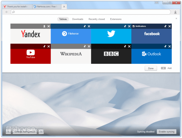 Yandex Browser Download (2020 Latest) for Windows 10, 8, 7