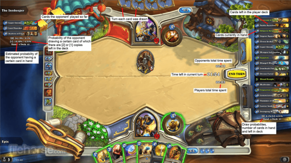 Hearthstone Deck Tracker Download (2020 Latest) for ...