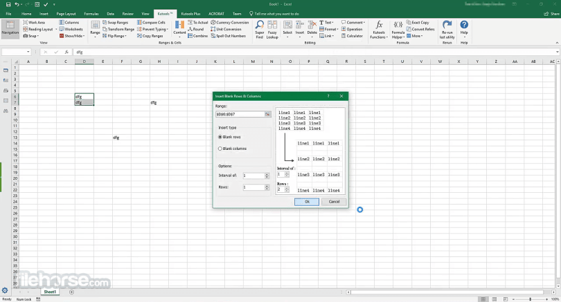 Kutools for Excel Download (2020 Latest) for Windows 10, 8, 7
