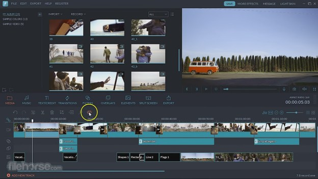 Wondershare Filmora 8.5.0.12