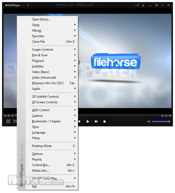 KMPlayer 32bit Download 2019 Latest for Windows 10 8 7