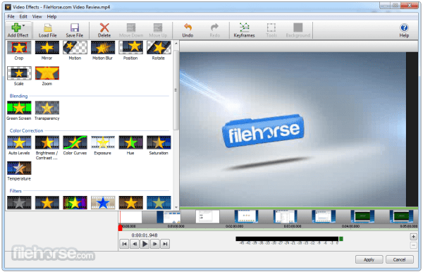VideoPad Video Editor Download 2019 Latest for Windows