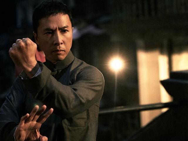 donnie yen fights