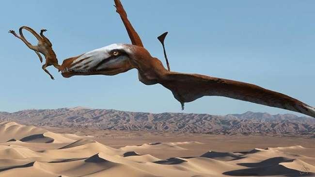 250 milyon yıllık sürüngen fosili bulundu