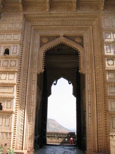 Gate of Bundi Palace