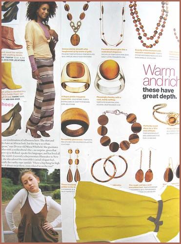 fashion scrapbook page 1