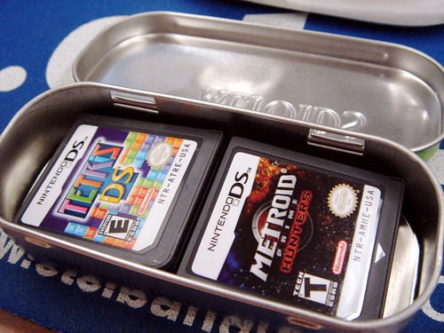 Altoids Nintendo DS cartridge case
