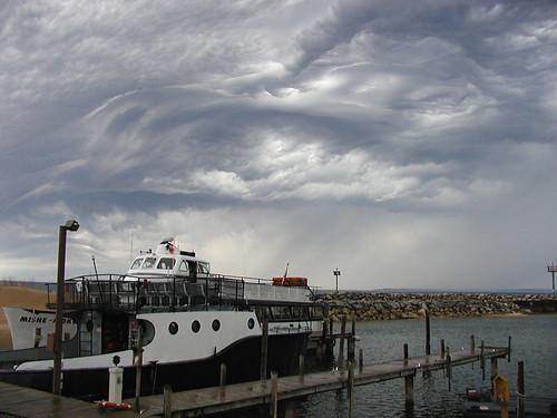 Storm, April 2003