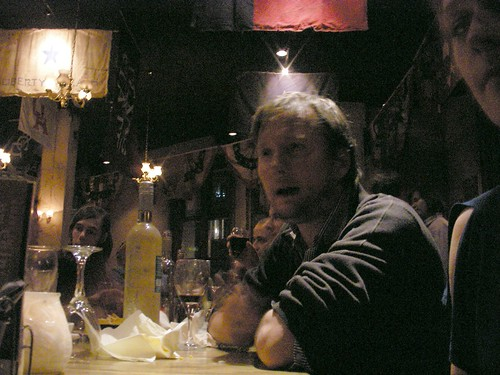 Director David Mackenzie