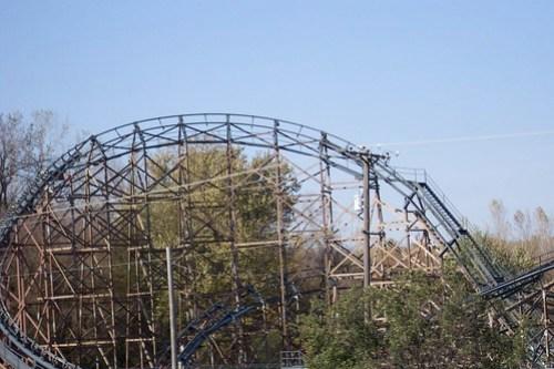 Excalibur Roller Coaster