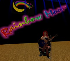 Mel Cheeky at Rainbow Moon Club