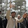 Presidente Mahmoud Ahmadinejad . .