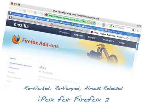 iPox Coming Soon