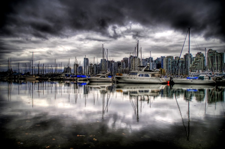 The Rainy Season of Vancouver