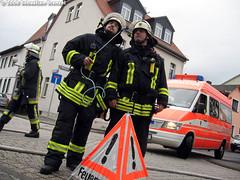 Zimmerbrand+Ölspur Biebrich 11.11.06