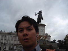 Madrid Palace & Me