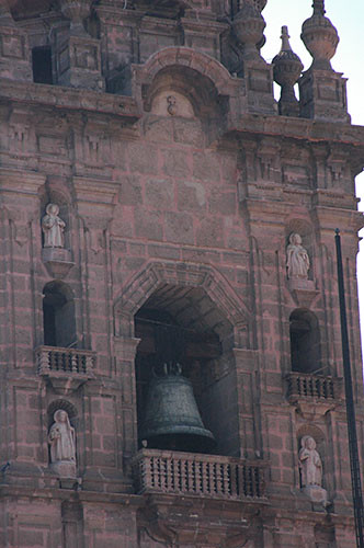 10 Cathedral bell tower without crown